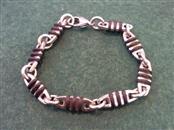 Bracelet Silver Stainless 22.6g